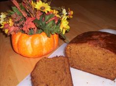 Easy Pumpkin bread recipe.