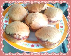 muffins met jam