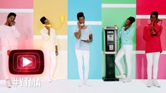 Shamir - Call It Off (Official Music Video YTMAs)