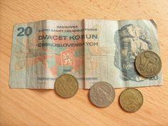 Czech money Czech Money, Prague Czech Republic, Australian Open, Oldies But Goodies, My Cup Of Tea, My Heritage, Travel Around The World, Peace And Love, European Countries