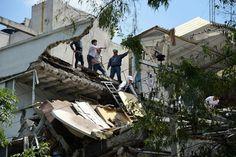 Powerful Earthquake Strikes Mexico Killing Dozens