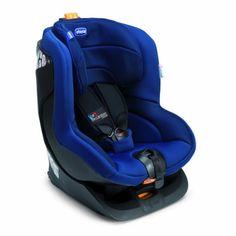 Chicco Oasys 1 - Silla de coche con sistema Isofix, color azul oscuro