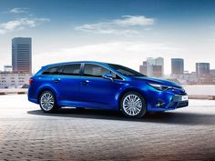 Farmer & Carlisle #Toyota #Avensis #business #fleet #Leicester #Loughborough #contracthire #sales