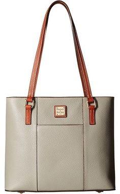 Dooney   Bourke Small Lexington Shopper Tote Handbags Shopper Tote deaa3aafa924a