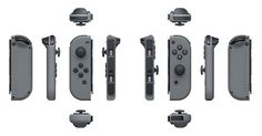 All the ways I played with Nintendo\'s new Switch console today
