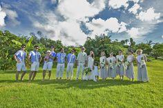 VOUS BRIDAL/wedding/ウェディング/Origina Wedding/Garden/ガーデン/Bridesmaid/Groomsman/wedding party