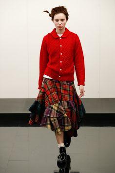 tricot COMME des GARÇONs