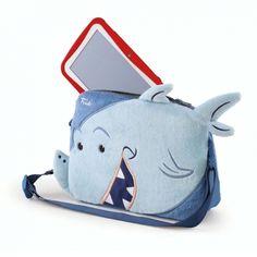 Trudi porta tablet squalo: perfetto in casa o fuori