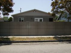 ... Minerit Fence 2 | by Fiber Cement Boards