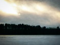 Winter sunset - The way of the exploding fish Winter Sunset, Landscape Photographers, Old Photos, Finland, Landscapes, Outdoor, Old Pictures, Paisajes, Outdoors