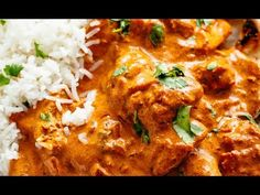 Chicken Tikka Masala is so easy to make right at home in one pan with simple ingredients! This rich and creamy flavoursome Chicken tikka rivals any Indian re. Poulet Tikka Masala, Chicken Tikka Masala, Honey Lemon Chicken, Dijon Chicken, Garlic Chicken, Beer Chicken, Sriracha Chicken, Chicken Asparagus, Lemon Herb