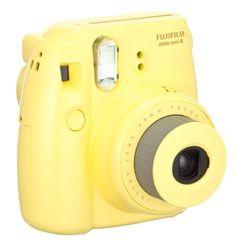 Fujifilm Instax Mini 8 Instant Film Camera, $60