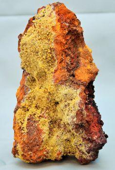 Yellow Mimetite Display Crystal Specimen San Antonio Mine Chihuahua Mexico