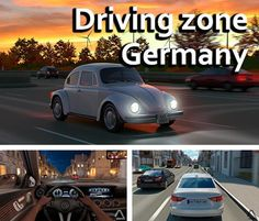 Baixar Driving zone: Germany - jogo para Android gratis alem do jogo apk Fazenda de blocos: Simulador de trabalhador.