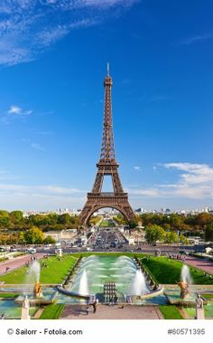 Slow-Chic - Google+ - Bucket List Eiffel tower, Paris, France