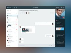 Live Chat Page V2 by Mani