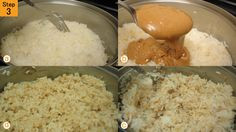 peanut butter rice (Zimbabwean speciality) maybe try this with cauliflower rice Zimbabwe Food, Zimbabwe Recipes, Butter Rice, Peanut Butter, Healthy Desserts, Healthy Recipes, Healthy Food, My Favorite Food, Favorite Recipes