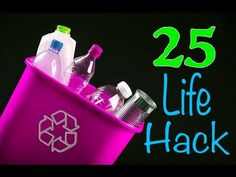 25 Brilliant Ways To Reuse Plastic Bottles.🔴 You Got To Try These Before...