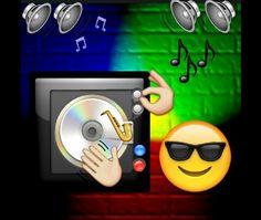 DJ emoji