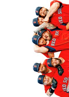 Red Sox! ♥ #fearthebeard 2013