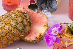 No matter what social media platform you prefer, Pinkglow® pineapple will look stunning. 📸 Behold its radiant beauty as you slice into this photo-op-ready wonder. Aside from being pink, they are also sweeter than others. 💓 33rd Birthday, Birthday Blessings, Funky Fruit, Pineapple, Canning, Sweet, Pink, Party Ideas, Platform