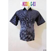Untuk pemesanan baju kemeja batik tradisional silahkan sms (Kode Batik + Size + Nama + Alamat) Contoh: ORDER G.1, SIZE L, HENKY KURNIAWAN, 085648973247 JL INDAH GG HATI NO 34 KEL SEIA KEC SEKATA KAB CINTA JAWA TIMUR 61532