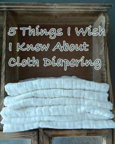 5 Things I Wish I kn