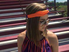 Shortcake Style : Game Day | Sassy Shortcake | orange and purple gameday gear | clemson