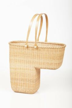 Pretty Stair Basket. Plus Made In The USA. | For The Home | Pinterest | Stair  Basket, Cottage Curtains And Organizing
