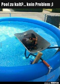 pool too cold no problem funny pictures sayings jokes Cute Funny Babies, Funny Cute, Haha, Mans World, Really Funny, Picture Quotes, Puns, Funny Memes, Funny Gifs