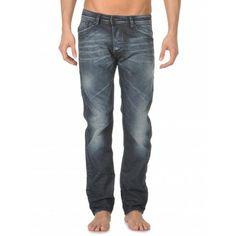 Diesel Darron 0880F Tapered Jeans