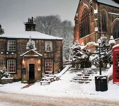 Haworth, West Yorkshire, England