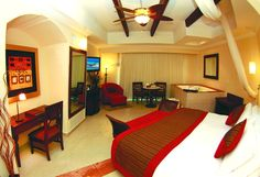 Royal Junior Suite - The Royal Playa del Carmen