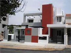 Modern Bungalow Houses Exterior