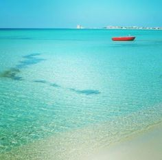 Sea of Salento - Puglia - Italy