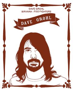 Movember - Dave Grohl