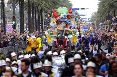#Let the Good Times Roll with Mardi Gras Trivia