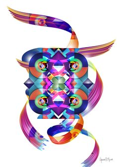 Virtual Art, Visionary Art, Psychedelic Art, Paper Art, Print Design, Dj, Art Gallery, German, Contemporary