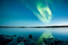 """<p>Sparked  by two blasts of charged particles from the sun, last weekend's  northern lights amounted to """"the most brilliant display in years.""""</p>"""