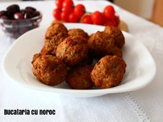 Chiftelute - Bucataria cu noroc Noroc, Ethnic Recipes