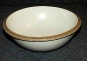 Dansk Santiago White Coupe Soup Bowls