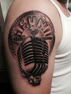 Bildergebnis für tattoo johnny cash