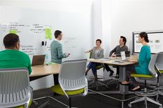 TeamStudio   media:scape   Collaboration Solutions   Integrated Technologies   Category   Products   Steelcase - Office Furniture