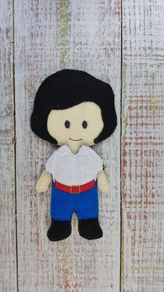 Princes - Dress Up Doll