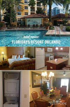 Floridays Resort Orlando Hotel Review - Find out why this resort changed our mind about staying at an offsite hotel