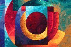 """Tapestry Detail """"Eclipse del Sol y la Luna"""""""