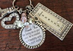 Step mom, Step mother gift, MOTHER of the Groom, PERSONALIZED wedding, Mother of bride gift, thank you for loving me as your own custom gift by buttonit on Etsy Step Mother Gifts, Mother Of Bride Gifts, Personalized Wedding, Personalized Gifts, Handmade Gifts, Thank You For Loving Me, Wedding Bells, Customized Gifts, Create Yourself
