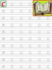 EDUCATIA CONTEAZA - (Sarbu Roxana-Cristina): LITERE PUNCTATE DE TIPAR Letter Writing Worksheets, Printable Preschool Worksheets, Alphabet Writing, Teaching The Alphabet, Alphabet Worksheets, Learning Letters, Alphabet Activities, Kindergarten Worksheets, Alphabet Print