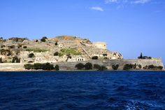 In the island of absence: Spinalonga, Crete Crete Island, Day Trip, Greece, Scenery, The Past, Explore, Mansions, Country, Water