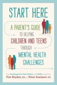 As parents, we worry about our children--about their physical health, performance at school, the types of friends they have, and of course, their mental health. Peter Szatmari and Pier Bryden, two top child and adolescent psychiatrists break down the stigma of mental health illness and walk parents through the warning signs, risk factors, prevention strategies, and the process of diagnosis and treatment for mental health challenges.  Wellness is a continuum, and there is a lot parents can… Mental Health Illnesses, Kids Mental Health, Mental Illness In Children, Sick Kids, Helping Children, Health Challenge, Parenting Books, Adolescence, Guide Book